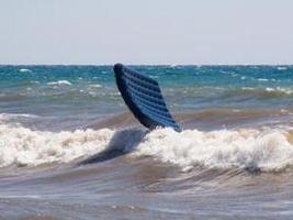 В Приазовском районе в открытое море унесло отдыхающего