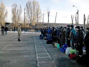Недобор по пятой волне мобилизации в Запорожской области составил 15%