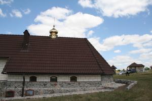 В Запорожской области строится масштабный мужской монастырь