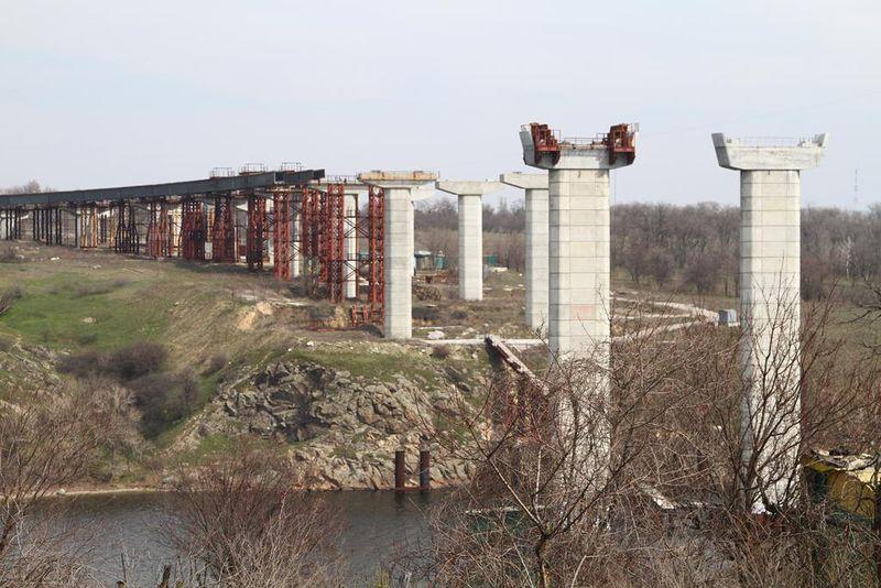 На строительство запорожских мостов выделят 50 миллионов гривен