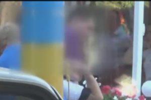 В СБУ обнародовали видео задержания боевика «ДНР» в Запорожье