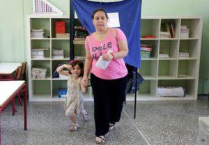 Рефередум в Греции: 61,3% голосов против условий кредиторов