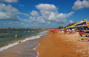 Десять и з семнадцати запорожских коммунальных пляжей безопасны