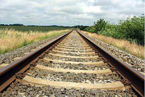 В Шевченковском районе вор украл железнодорожные рельсы