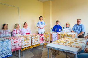 В Запорожье вышьют оберег для Украины