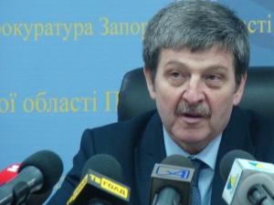 Александр Шацкий  больше не прокурор