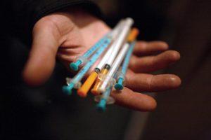 В центре Запорожья задержали торговца наркотиками