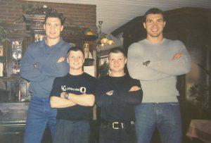 У запорожцев появился свой Кличко, заместителем мэра Энергодара стал чемпион Европы по боксу