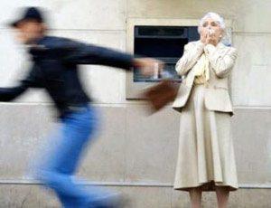 В Запорожье нашли грабителя, напавшего на женщину