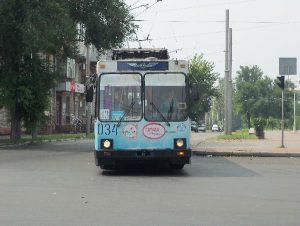По новому маршруту №13 в Запорожье будет ходить два троллейбуса