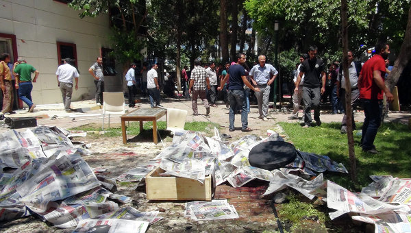 МИД: среди жертв и пострадавших от теракта в Турции украинцев нет