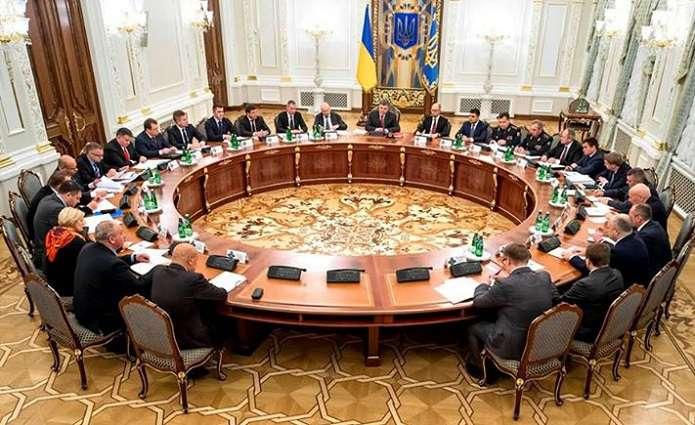 Ситуацию в Мукачево сегодня обсудят первые лица государства и силовики
