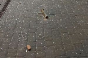 Милиция расследует ночной взрыв в Киеве по статье «Хулиганство»
