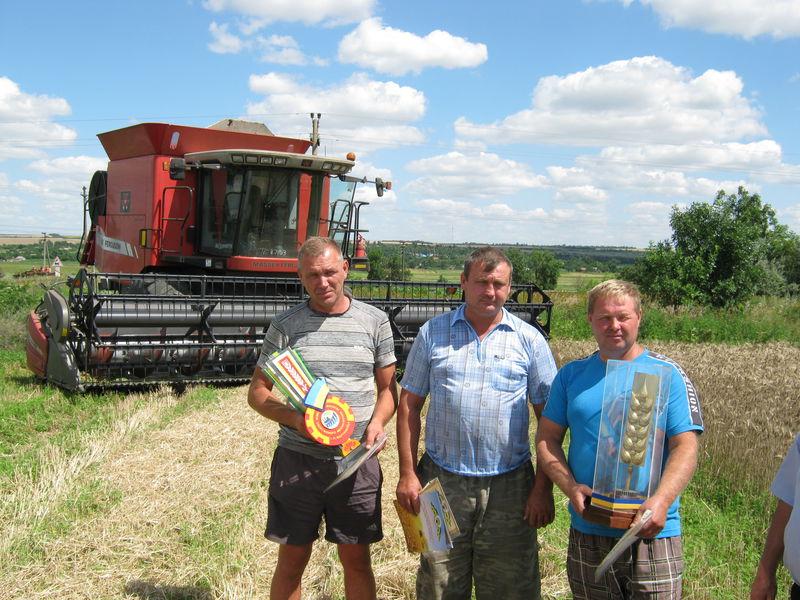 В Запорожской области собран второй миллион тонн зерна нового урожая