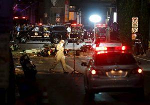 Минобороны Тайланда уверен: бомбу бросали в иностранцев с целью нанесения ущерба туризму и экономики страны (обнародованы фото взрыва)