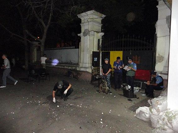 В Одессе ночью прогремел очередной взрыв