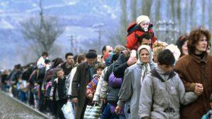 В Запорожской области возник конфликт между переселенцами и жителями региона