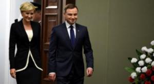 В Польше Анджей Дуда официально вступил в должность президента