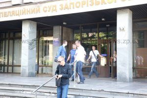 Экс-лидера запорожского «Правого сектора» суд оставил под арестом