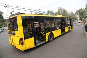 Жители Запорожья не верят в рентабельность возобновленного троллейбусного маршрута №9