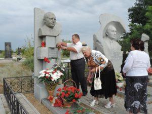 Мелитопольцы почтили память бывшего мэра
