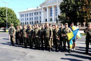 В сентябре запорожских военнослужащих уволят в запас