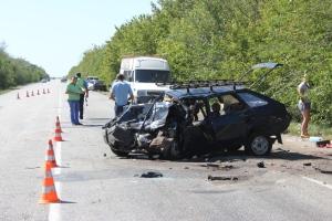 Авария на трассе Харьков-Симферополь. Как все произошло