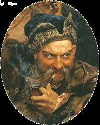 Запорожцы почтили память легендарного атамана-характерника