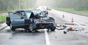 Итог празднования Независимости – шесть аварий на дорогах региона
