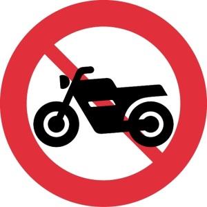 Мотоциклистам открыт проезд по проспекту до 10 августа