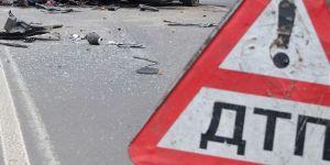 В Запорожье в ДТП пострадало пять пассажиров маршрутки