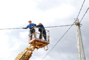В Запорожской области без электричества остаются семь населенных пунктов