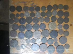 Бердянские пограничники пресекли контрабанду старинных монет