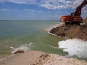 Азовское море и Молочный лиман соединят каналом
