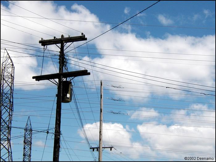 Ворующего кабели вандала задержали в Запорожье