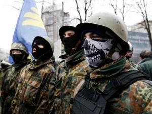 Прокуратура проводит обыск в штабе «Самообороны»