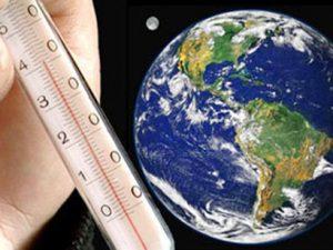 Ученые измерили температуру нашей планеты