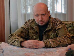 Турчинов: Россия пытается взорвать ситуацию в Украине изнутри