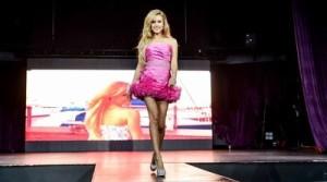 Запорожанка выиграла конкурс красоты Miss Russian Boston