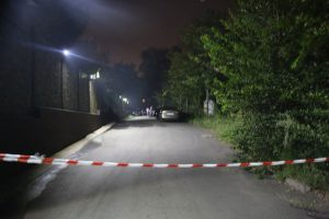 В центре Запорожья взорвали офис. Появились новые фото