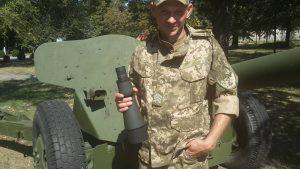 Запорожские артиллеристы смогут лучше видеть противника в зоне АТО