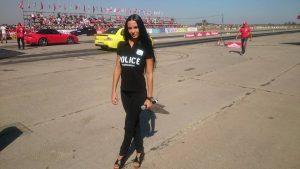 Столичная патрульная Людмила Милевич рассказала, как отработала бесплатно день в Запорожье