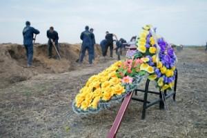 В Запорожской области сегодня похоронят еще одного солдата