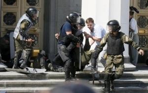 Аваков: Умер второй боец Нацгвардии, раненый под Радой