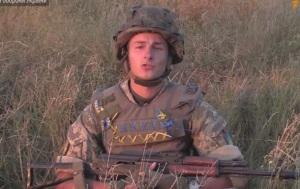 Солдаты АТО обратились к украинцам по поводу событий у Рады
