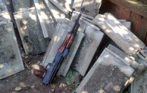 Солдат АТО оставил предсмертную записку и застрелился