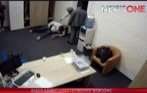 Обнародовано видео драки нардепов от БПП и Радикальной партии