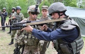Украинские солдаты примут участие в масштабных учениях НАТО