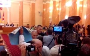 Одесские депутаты отказались признавать Россию страной-агрессором