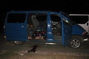Перестрелка под Одессой: 7 милиционеров ранены, подозреваемые убиты
